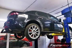 Usuwanie DPF Alfa Romeo 159 2.4 JTDm 210 KM