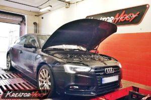 Remap Audi A5 2.0 TDI CR 177 KM (CGLC)