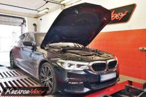 Tuning BMW 5 G30 540i 3.0T 340 KM