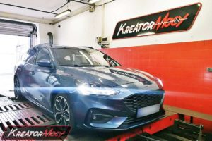 Tuning Ford Focus MK4 1.5 EcoBoost 150 KM (MG1CS016)