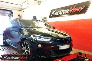 Chip tuning BMW F39 X2 xDrive20d 2.0d 190 KM