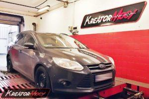 Podniesieie mocy Ford Focus MK3 1.6 TDCI 105 KM 77 kW