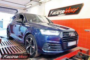 Remap Audi Q7 4M 50 TDI 3.0d 286 KM DHXA