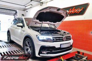 Remap Volkswagen Tiguan 2.0 TSI 220 KM 162 kW CHHB