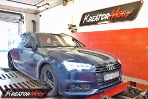 Tuning Audi A4 B9 3.0 TDI 218 KM CSWB