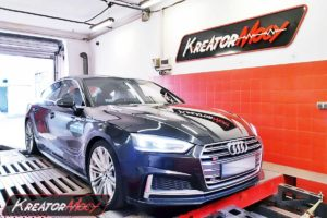 Chip tuning Audi S5 3.0 TFSI 354 KM (CWGD)