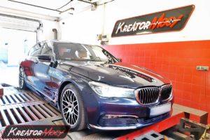 Tuning BMW 7 G11 730d 3.0d 265 KM