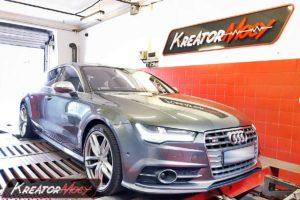 Remap Audi S7 4.0 TFSI 450 KM 331 kW(CTGE)