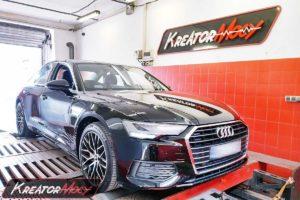 Remap Audi A6 C8 35 TDI 2.0 163 KM (DEZD)