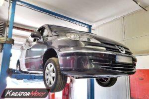Problem DPF Peugeot 807 2.0 HDI 163 KM