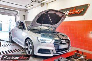 Remap Audi A3 8V 35 TFSI 1.5 150 KM DADA