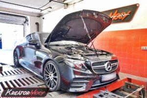 Remap Mercedes C238 E 53 AMG 3.0 435 KM