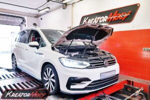Remap VW Touran 2.0 TDI 190 KM DFHA