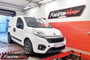Remap Fiat Fiorino 1.3 MultiJet 95 KM 70 kW
