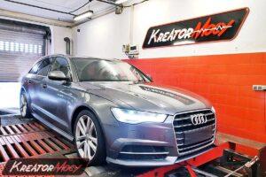 Remap Audi A6 C7 2.0 TDI 150 KM 110 kW (DDCA)