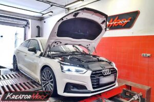 Chiptuning Audi A5 2.0 TDI 190 KM 140 kW (DETA)