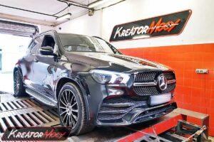 Chiptuning Mercedes V167 GLE 300d 2.0 245 KM 180 kW