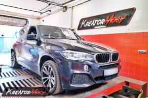 Tuning BMW F15 X5 xDrive35i 3.0T 306 KM 225 kW